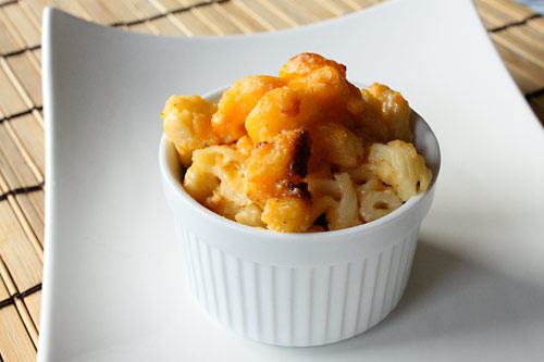 Three Cheese Mac and Cheese Recipe
