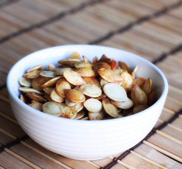 Best Roasted Pumpkin Seeds Recipe