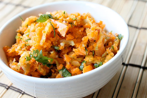 Carrot Slaw Recipe
