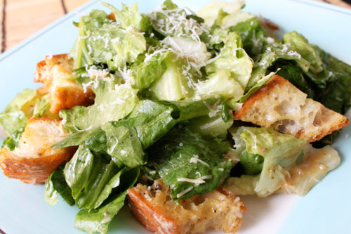 Classic Caesar Salad – Simple Comfort Food – Recipes that are ...