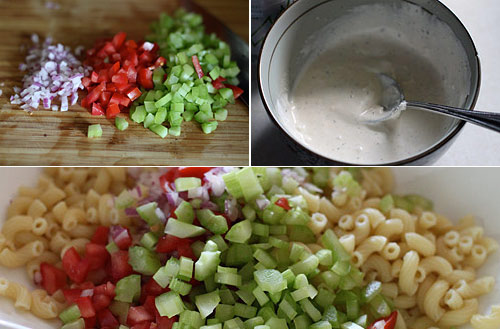 Classic Macaroni Salad Simple Comfort Food Recipes That Are
