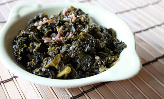 Southern Greens Recipe