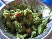 Perfect Guacamole Dip