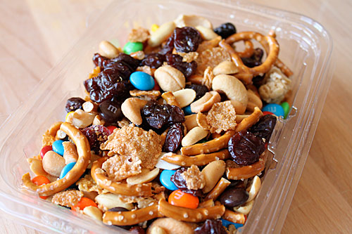 Homemade Trail Mix Recipe