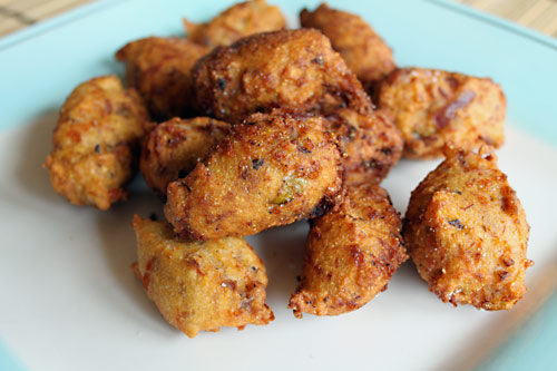 Pulled Pork Hushpuppies | Simple Comfort Food – Recipes that are ...