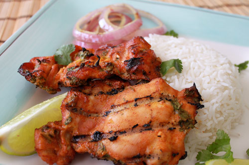 Indian chicken thighs simple comfort food recipes that are indian chicken thighs recipe forumfinder Image collections