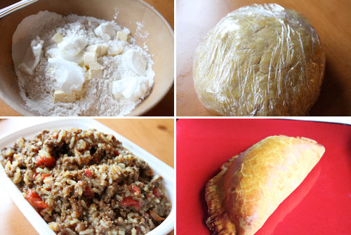 Jamaican Meat Pie Recipe