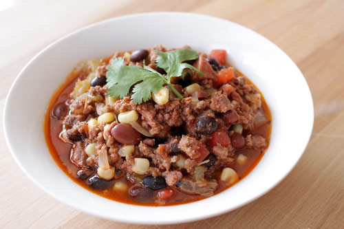 Mexican Chili Recipe