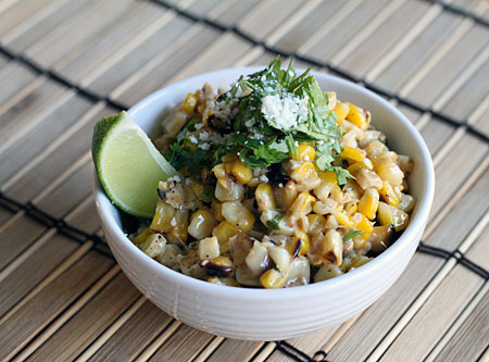 Mexican Style Creamed Corn Recipe