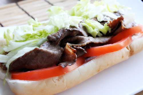 Roast Beef Po Boy Recipe