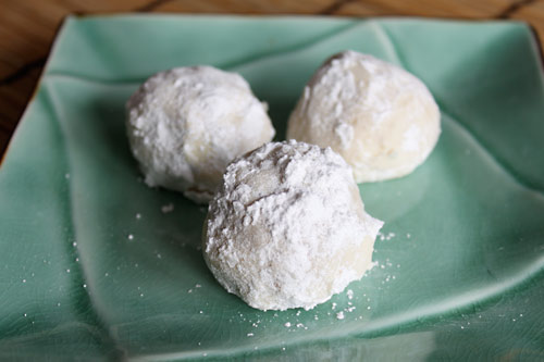 Russian Tea Balls or Russian Tea Cakes Recipe