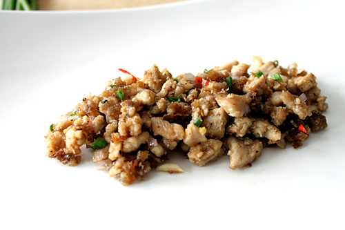 Filipino Sisig Recipe