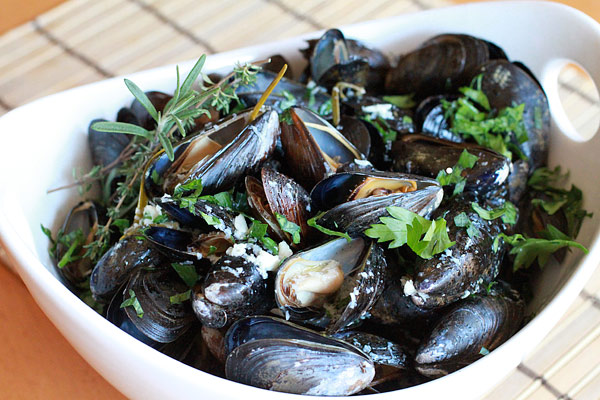 Smoked Mussels Recipe