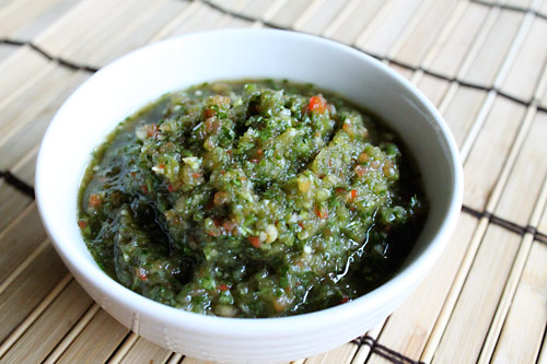 Quick and Fresh Sofrito Recipe