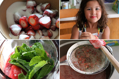 Strawberry Agua Fresca Recipe