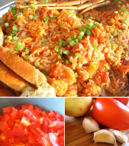 Creole Jambalaya – Simple Comfort Food – Recipes that are simple ...