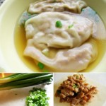 Won Ton Soup Recipe