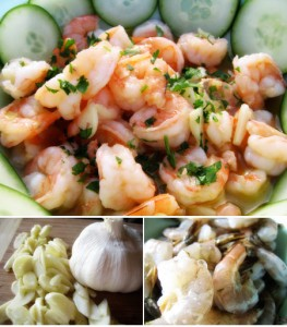 Spanish-Style Garlic Shrimp Recipe