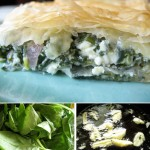 Spanakopita - Spinach and Feta Cheese Pie Recipe