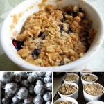 Blueberry Crumble Recipe