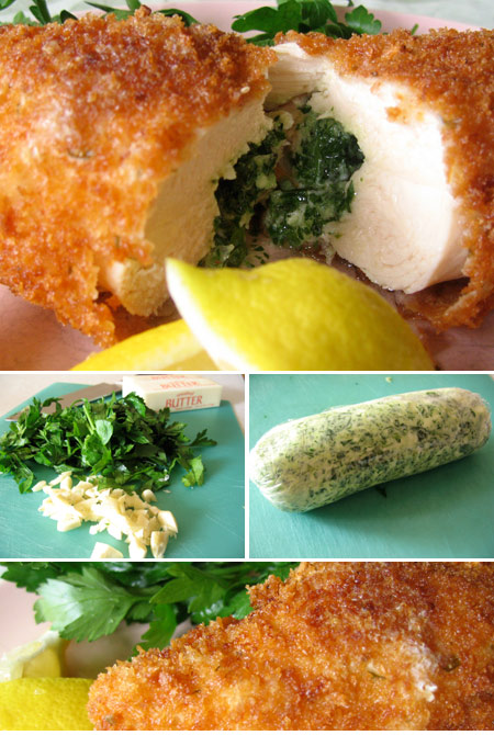 Chicken Kiev – Simple Comfort Food – Recipes that are simple and ...