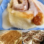 Recipe for making Cinnamon Rolls