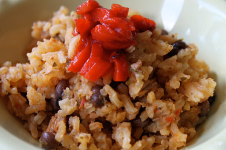 Puerto Rican Rice Recipe