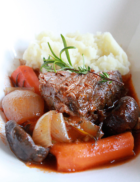 Beef Stew - Pure Comfort Food