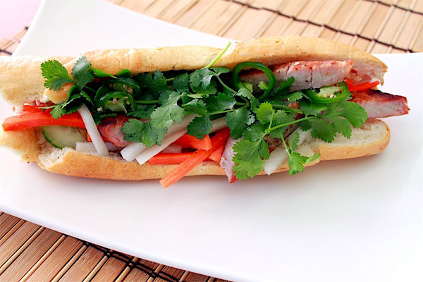 The Bánh Mi Sandwich