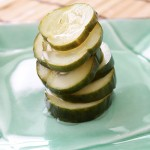 Easy recipe for making pickles