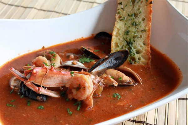 Cioppino Soup Recipe