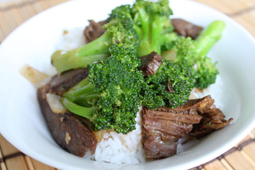 Chinese Beef and Broccoli Recipe