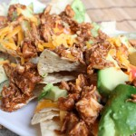 Chicken Mole Nachos Recipes