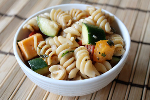 Summertime Pasta Salad