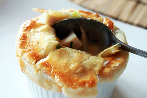 Mini Pot Pies Recipe
