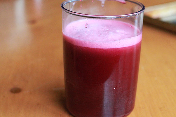 Fresh Pomegranate Juice Recipe