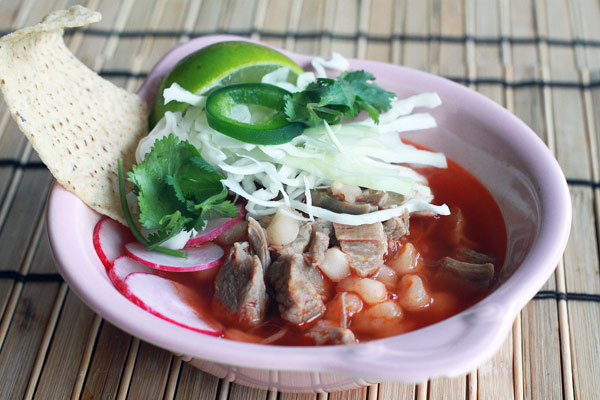 Pozole Rojo Recipe