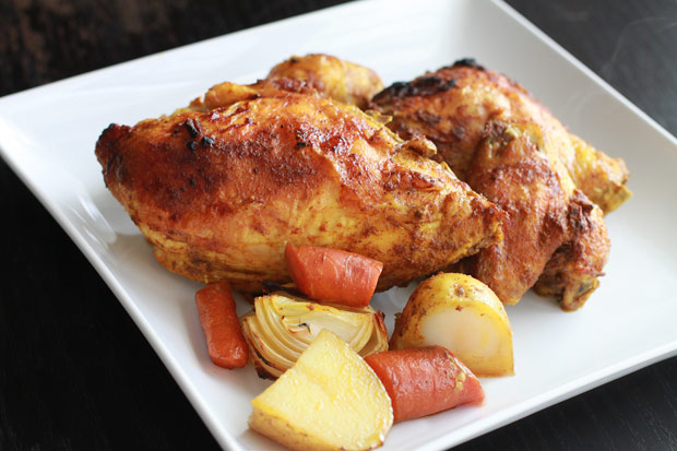 Roasted Indian Chicken Simple Comfort Food Recipes That Are