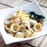 Pasta with Sage and Brown Butter Recipe