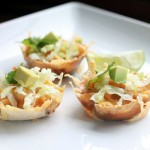 Recipe for making Taco Cups
