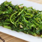 Yu Choy - Chinese Greens Recipe