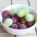 Frozen Seedless Grapes