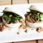 Chicken Larb Bao