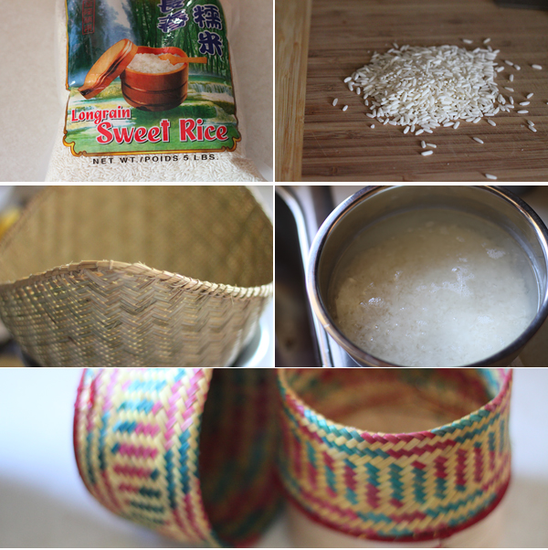 How to make sticky rice recipe