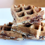 Bacon Stuffed Waffles Recipe