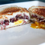 Corned Beef Hash Breakfast Sandwich Recipe