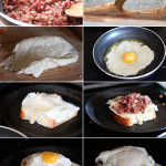 How to make Corned Beef Hash Breakfast Sandwich Recipe