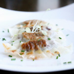Corned Beef Hash Pot Stickers Recipe