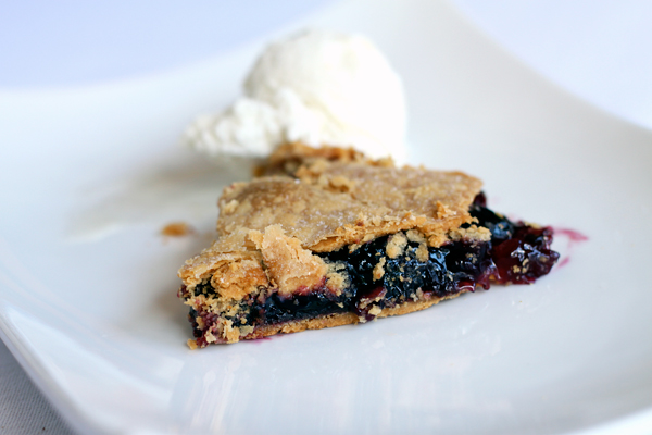 Grape Pie Recipe