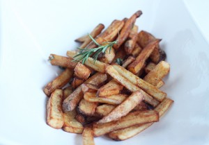 Hand Cut French Fries Recipe